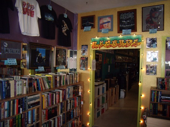 Katz Alley Located in Redlands inside of the store