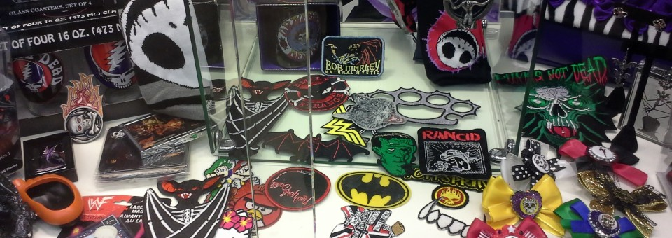 Our Eclectic Stores More than Body Jewelry